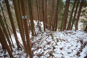 H240115 1409 巻き道は急な階段