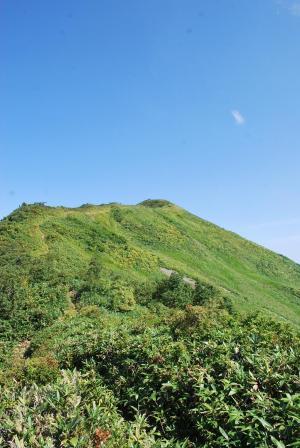 H240908 0919 ようやく山頂が見えてきたかなぁ