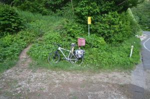 H250623 1721 自転車準備終了